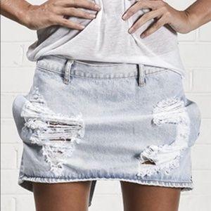 One Teaspoon BRANDO Freelove Mini Skirt 27
